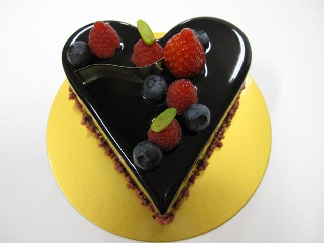 2年振りに復活。2009年のバレンタインのチョコレート・ケーキは ...